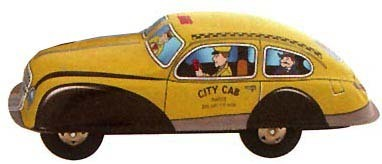 v250 Taxis City cas