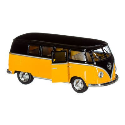 ca150 Mini Bus amarillo